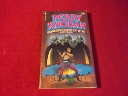 PERRY RHODAN N°  105 WODERFLOWER OF UTIK - Livres, BD, Revues