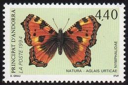 ANDORRE 1994 : N° 452 - Neuf ** - - French Andorra