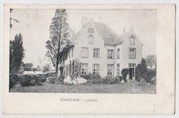Cpa Tervueren  Cure - Tervuren