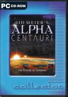 PC GAME 1999 - SID MEIER'S ALPHA CENTAURI - MINT UNUSED - COLLECTORS ITEM - PC-Games