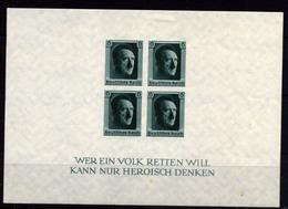 3389-Alemania Imperio Nº 9 - Poste Aérienne