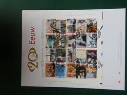 GROOT FORMAAT/BELG1 DOC. BELGE   LUXE KUNSTBLAD  500 EX. - Souvenir Cards