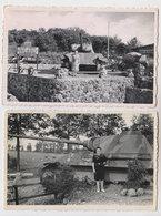 Lot 2 Cpsm Celles Tank 1944 - Celles