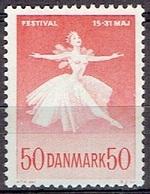 DENMARK  #  FROM 1965 STAMPWORLD 439F** - Dänemark
