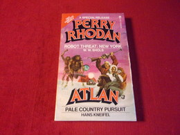 PERRY RHODAN N°   175    ATLAN 3  ROBOT THREAT : NEW YORK - Livres, BD, Revues