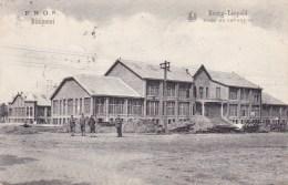Bourg-Léopold Camp De Beverloo F.N.O.S Bâtiment Circulée En 1921 Avec Taxe - Leopoldsburg (Kamp Van Beverloo)