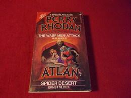 PERRY RHODAN  (ATLAN 1 ) THE WASP MEN ATTACK   / W.W. SHOLS - Sciencefiction