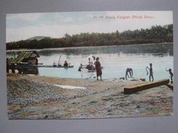 CPA Antique Postcard - Kuala Kangsar ( Perak River ) - Malaisie Malaysia - Malaysia