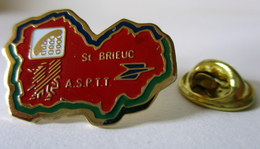Pin's ASPTT Saint-Brieuc - Mail Services