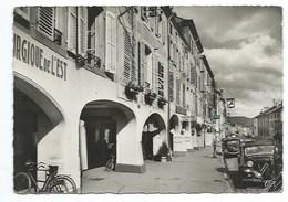 88 - REMIREMONT - La Grande Rue - CPSM - Remiremont