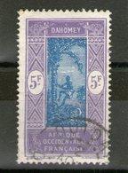 N° 59°_CaD OUIDA... - Dahomey (1899-1944)