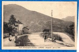 BRAGARD, Preso LIMONETTO -  Valle Vermenagna - Vue , Route Vers Limone-  Ed Fresia  N°074831  CPA - Italie