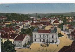 CINEY/ LE CENTRE   / GUERRE 1914-18  /   FELDPOST - Ciney
