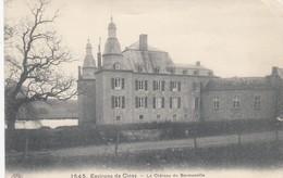 CINEY/ LE CHATEAU DE BORMENVILLE    / GUERRE 1914-18  /   FELDPOST - Ciney