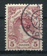 Niederlande / 1898 / Mi. 65 O (11816) - 1891-1948 (Wilhelmine)