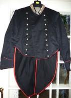 Marsina Uniforme Storica Carabiniere - Usata E Originale - 1960 - GUS - Uniforms