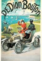 PUB Publicité  NUGERON  VA 9  -  DE DION BOUTON ( Constructeur Automobiles Voiture Auto)   *PRIX FIXE - Advertising
