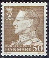 DENMARK  #  FROM 1967 STAMPWORLD 461F** - Denmark