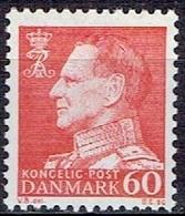DENMARK  #  FROM 1967 STAMPWORLD 462F** - Denmark