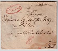 """Österreich, """" Tirnau """" 150 Punkte!  A602 - ...-1850 Prephilately"""