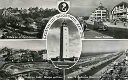 004300  Groeten Uit Noordwijk Ann Zee  Mehrbildkarte - Noordwijk (aan Zee)