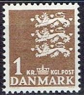 DENMARK  #  FROM 1968 STAMPWORLD 294F** - Denmark