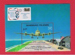 Marshall  - Feuillet N 1  -- Améripex 86  - Neuf ** - Marshall Islands