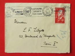 Jules Ferry, 1951, Et Flamme INF1 Actualités Sports, 1952 - 1921-1960: Moderne