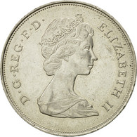 Monnaie, Grande-Bretagne, Elizabeth II, 25 New Pence, 1980, TTB+, Copper-nickel - 1971-… : Monedas Decimales