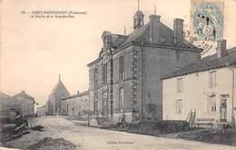 08 - St-Pierremont - La Mairie - La Grande-Rue - Sonstige Gemeinden