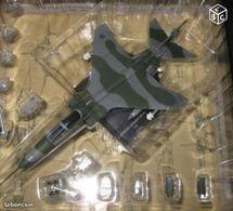 11.Maquette Neuve Métal Avion SEPECAT Jaguar GR MK. IA Fr/GB USA Montée Peinte Sous Blister Avec Son Fascicule Montage - Airplanes & Helicopters