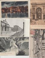 N  36   Lot 100 CPA    Différentes   D Italie - Postcards