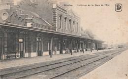 Nivelles  Interieur De La Gare De L'est - Nijvel