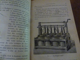 1890 La Lumière Electrique Et Applications Diverses,etc   , Avec 190 Figures Intercalées Dans Le Texte,par L. Montillot - Livres, BD, Revues