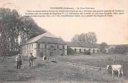 08 - Vendresse - Le Haut Fourneau - Le Pâturage Animé - Sonstige Gemeinden