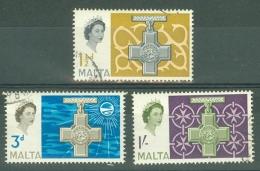 Malta: 1961   George Cross Commemoration    Used - Malta (...-1964)