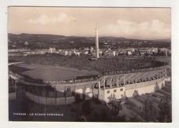 Cartolina Firenze - Lo Stadio Comunale. 1961 - Firenze (Florence)