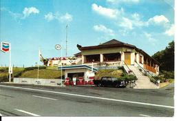 Remich Café Restaurant De La Forêt Station Service Chevron - Larochette
