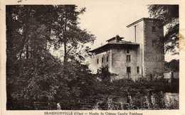 Ermenonville Moulin Du Chateau Cnosby - Ermenonville