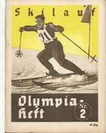 OLYMPIA HEFT 2 - SKILAUF USED - Libros, Revistas, Cómics