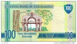 GAMBIA P. 35 100 D 2015 UNC - Gambie