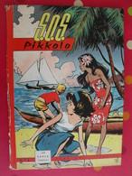 SOS Pikkolo. Travellier Gloesner. Fleurus 1961 - Books, Magazines, Comics