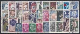 FRANCIA 1967 Nº 1511/1541 AÑO COMPLETO USADO - France