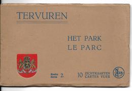 Tervuren Carnet Complet De 10 Cartes Série N 2 TBE - Tervuren