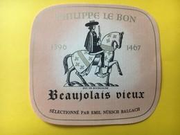 8524- Philippe Le Bon Beaujolais Vieux - Beaujolais