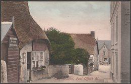 Post Office &c, The Lizard, Cornwall, C.1908 - Frith's Postcard - England