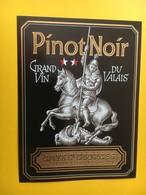 8531 - Pinot Noir Cave St-Georges Suisse - Autres