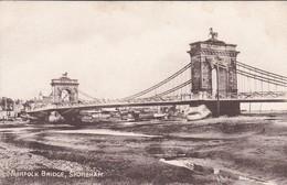 ANGLETERRE---NORFOLK BRIDGE--shoreham--voir 2 Scans - Angleterre