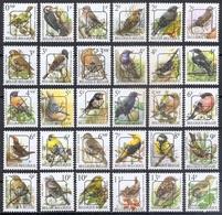 BELGIE * Buzin  PRE * Volledige Reeks  30 Stuks * Postfris Xx * - 1985-.. Oiseaux (Buzin)