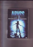 Dvd : ABYSS - James Cameron - - Classic